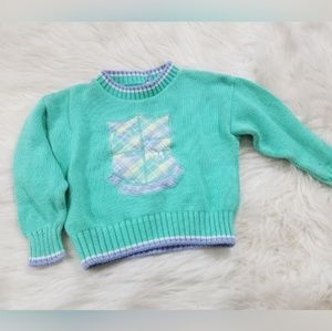 Other - Teal sweater